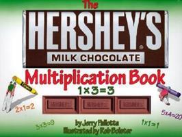 Hershey's Milk Chocolate Multiplication Book (Hershey's) 0439254124 Book Cover