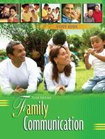 FAMILY COMMUNICATION: STUDY GUIDE 0757555128 Book Cover