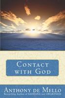 Contact with God: Retreat Conferences 082940726X Book Cover