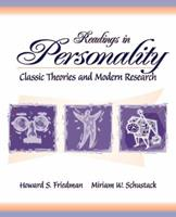 Readings in Personality: Classic Theories and Modern Research 0205321496 Book Cover