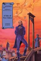 A Tale of Two Cities Audiobook (Illustrated Classics) 1562549405 Book Cover