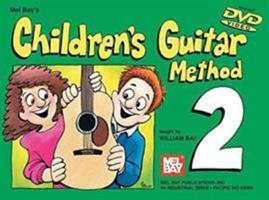 Children's Guitar Method 2 0871663899 Book Cover