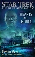 Star Trek - The Next Generation: Hearts and Minds 1501147315 Book Cover