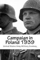 Campaign in Poland 1939 1941656188 Book Cover