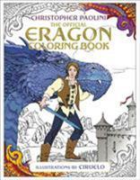 The Official Eragon Coloring Book 1524718742 Book Cover