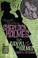 Doctor Jekyll and Mr.Holmes 0140056653 Book Cover