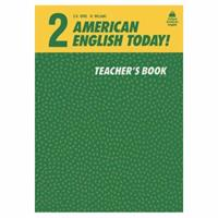 American English Today: Teacher's Book 2 0194343073 Book Cover