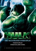 The Hulk: The Making of the Movie Including the Complete Screenplay (Newmarket Pictorial Moviebook Series) 1557045852 Book Cover