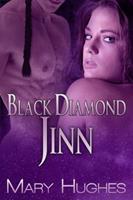 Black Diamond Jinn (A Hot SF/Fantasy Novella) 0985517719 Book Cover