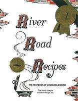 River Road Recipes: The Textbook of Louisiana Cuisine Book Cover