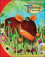 Tesoros de Lectura, a Spanish Reading/Language Arts Program, Tesoros de Lectura, a Spanish Reading/Language Arts Program, Grade 1 Pupil Book, Book 1 Grade 1 Pupil Book, Book 1 0021991162 Book Cover