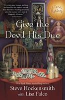 Give the Devil His Due 0738742244 Book Cover