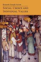 Social Choice and Individual Values (Cowles Foundation Monographs Series) 0300013647 Book Cover