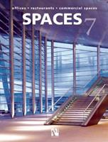 Spaces 7: Offices, Restaurants, Commercial Spaces 9709726196 Book Cover