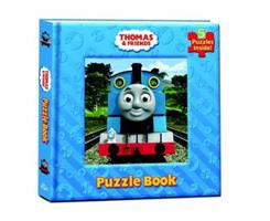 Thomas and Friends Puzzle Book 0375861688 Book Cover