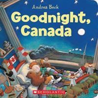 Goodnight, Canada 1443133469 Book Cover
