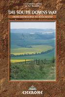 The South Downs Way (British Long-distance Trails) 1852844299 Book Cover