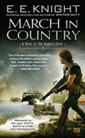 March in Country 045146334X Book Cover