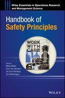 Handbook of Safety Principles 1118950690 Book Cover