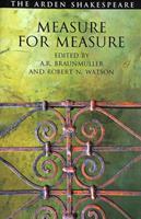 Measure for Measure 067172276X Book Cover