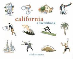California: A Sketchbook 081182697X Book Cover
