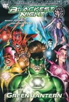 Green Lantern, Volume 9: Blackest Night 1401229522 Book Cover