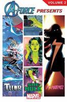 A-Force Presents Vol. 2 0785198997 Book Cover
