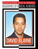 David Blaine: Illusionist and Endurance Artist 1422216233 Book Cover