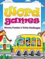 Word Games (Games, Puzzles & Trivia Challenges) 1633838846 Book Cover