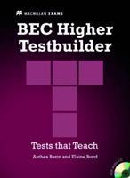 Bec Testbuilder Higher: Student Book Pack 0230717039 Book Cover