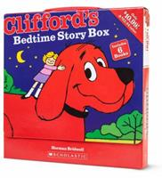 Clifford's Bedtime Story Box 0545615216 Book Cover