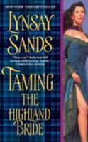 Taming the Highland Bride 0061344788 Book Cover