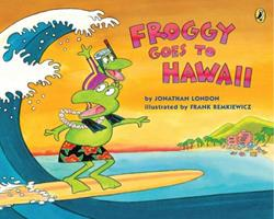 Froggy Goes to Hawaii 0142421197 Book Cover