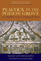 Peacock in the Poison Grove : Two Buddhist Texts on Training the Mind 0861711858 Book Cover