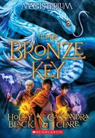 The Bronze Key 0545522315 Book Cover