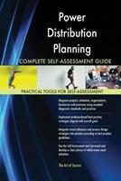 Power Distribution Planning Complete Self-Assessment Guide 1974015157 Book Cover