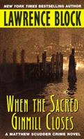 When the Sacred Ginmill Closes 0380728257 Book Cover