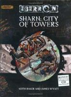 Sharn: City of Towers 0786934344 Book Cover