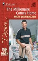 The Millionaire Comes Home 0373763875 Book Cover