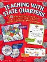Teaching With State Quarters 0439513723 Book Cover