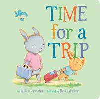 Time for a Trip 1454930160 Book Cover