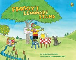 Froggy's Lemonade Stand 1101999675 Book Cover