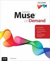Adobe Muse on Demand 0789748428 Book Cover