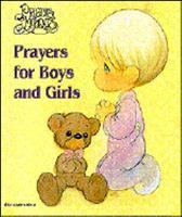 Prayers for Boys and Girls (Precious Moments (Regina)) 0882712918 Book Cover