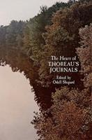 The Heart of Thoreau's Journals 0486207412 Book Cover