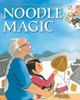Noodle Magic 054552167X Book Cover