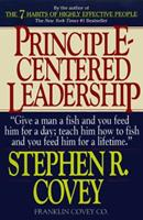 Principle-Centered Leadership 0671749102 Book Cover
