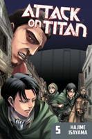 Attack on Titan, Vol. 5 1612622542 Book Cover
