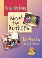 The Teaching Behind about the Authors (DVD): How to Support Our Youngest Writers 0325008361 Book Cover