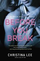Before You Break 0451470877 Book Cover